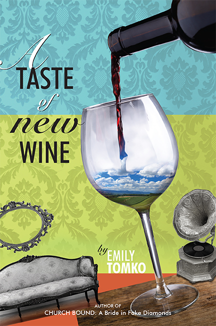 A Taste of NewWine_cover