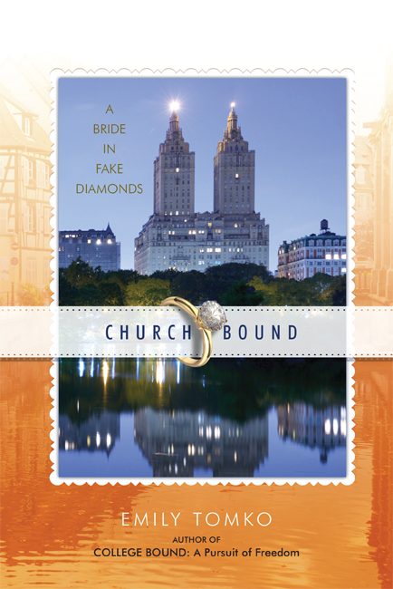 Church Bound_Bride in Fake Diamonds Cover (2)