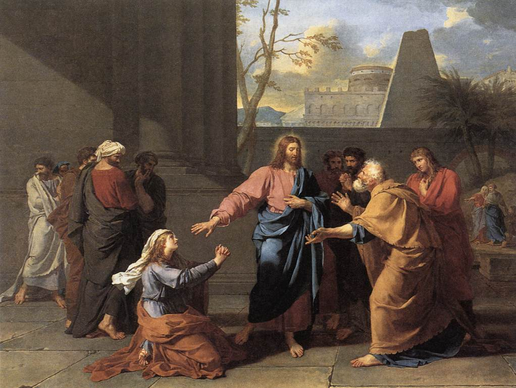 """But He Did Not Answer Her a Word"""": Lessons from the Syrophoenician Woman 