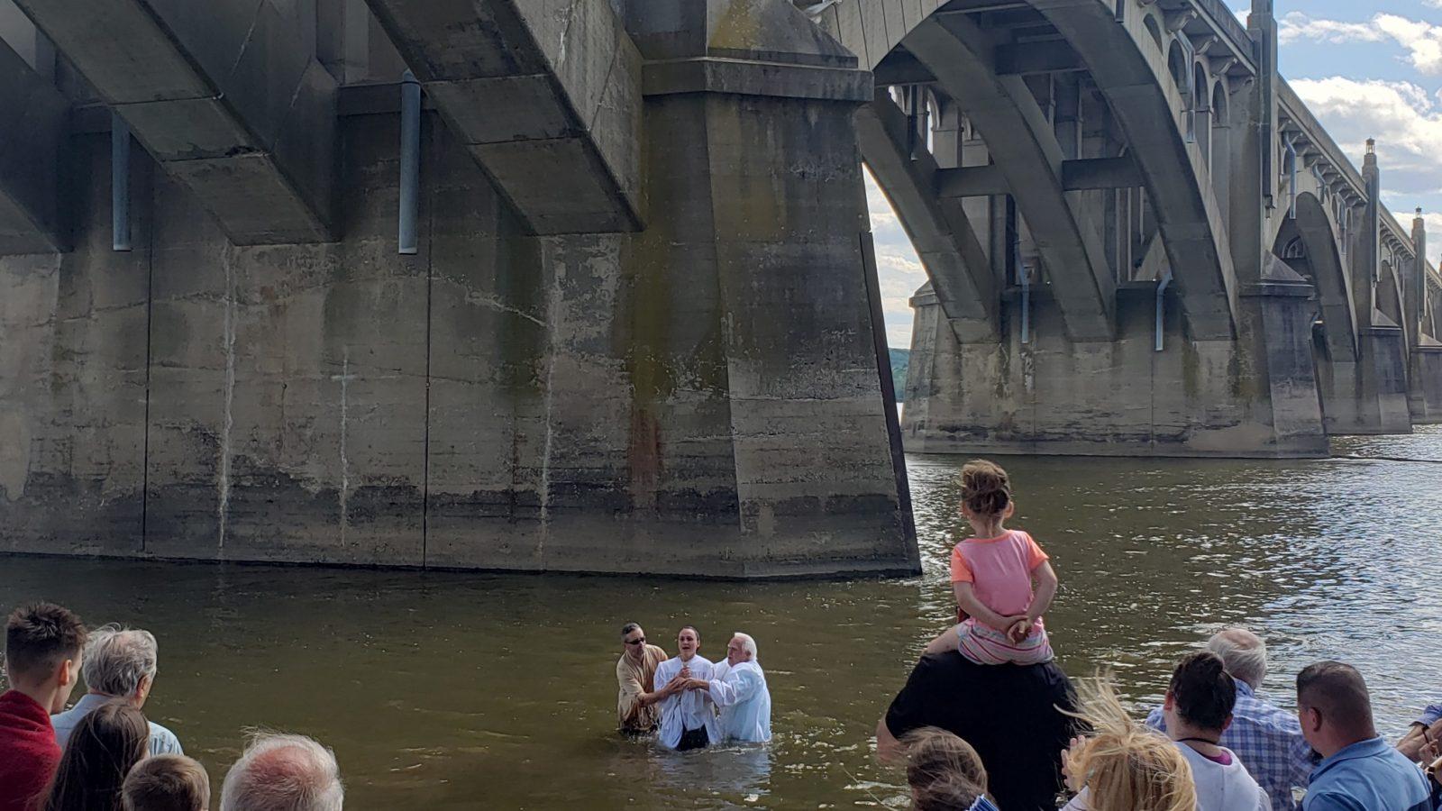 baptism on Pentecost