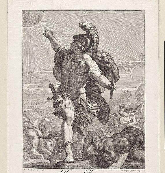 Joshua and the Amorite kings